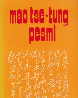 CHINA / MAO ZEDONG / CHINESE-YUGOSLAV RELATIONS: Pesmi [Poems]