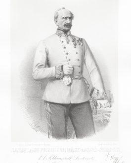 ALSO-SZOPOR: Ladislaus Freiherr Nagy v. Alsó-Szopor, k. k. Feldmarschall Lieutenant, Inhaber des k. k. Linien Infanterie Regiments No. 70