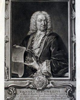 Johann BERNOULLI: Joannes Bernoullius Phil. Et. Med…