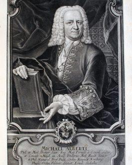 Michael ALBERTI: Michael Alberti Phil. Et Med. Doctor