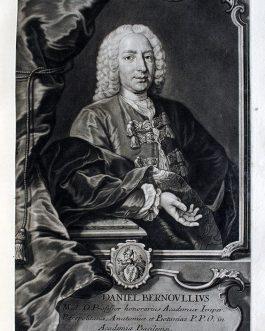 Daniel BERNOULLI: Daniel Bernoullius