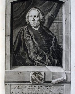 Antonio Francesco GORI: Antonius Franciscus Gorius