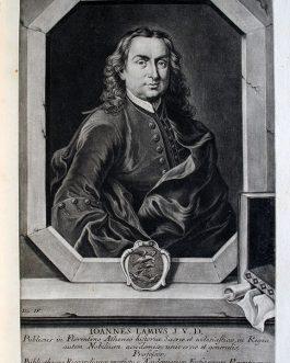 GIOVANNI LAMI: Joannes Lamius J. V. D.