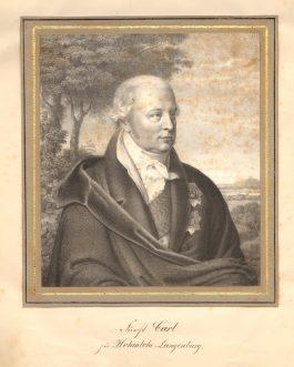 Fürst Carl zu Hohenlohe-Langenburg
