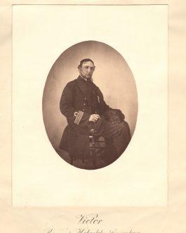 Victor Prinz zu Hohenlohe-Langenburg