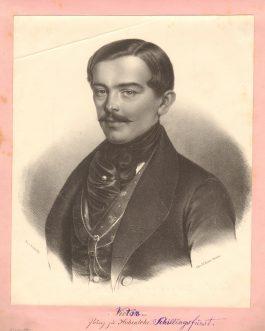 Victor Prinz zu Hohenlohe-Schillingsfürst.