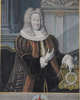 HOLZSCHUHER: Johannes Sigismundus Holtzschuher ab Aschbach et Harrlach…