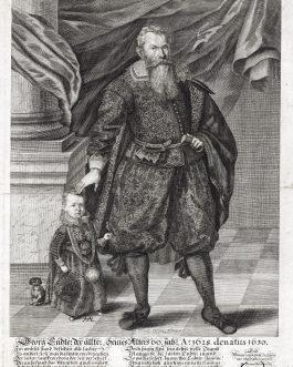 ENDTER, Georg: Georg Endter der älter Seines Alters 66 Jah: a 1628. denatus 1630.
