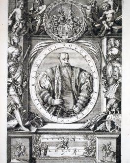 FUGGER, Georg: Georgius Fugger Fil. III Raimundi.