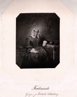 Ferdinande Gräfin zu Erbach-Schönberg