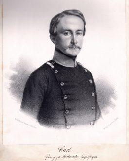 Carl Prinz zu Hohenlohe-Ingelfingen