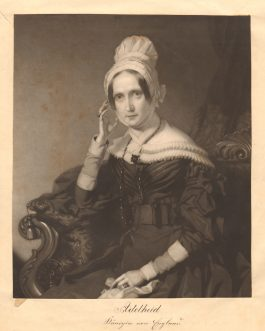 Adelheid Könnigin von England