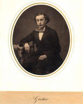 Gustav, Graf Erbach