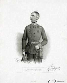 REISCHACH, Sigismund von: Siegmund Freiherr v. Reischach. Genaral Major
