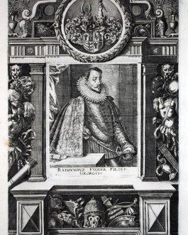 FUGGER, Raymund Freiherr: Raimundus Fugger Fil. VI Georgii