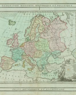 EUROPE: L'Europe.