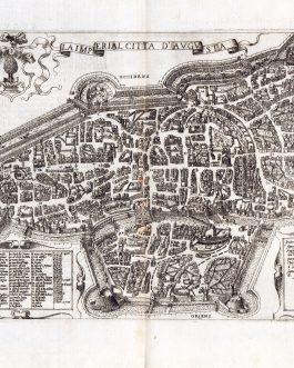 AUGSBURG: La Imperial Città d'Augusta