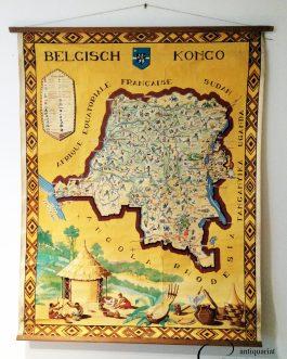 BELGIAN CONGO: Congo Belge.