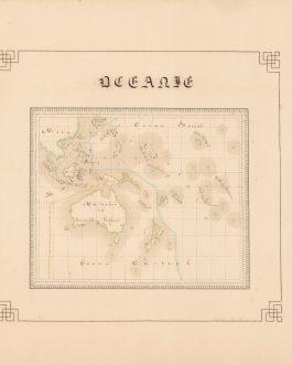 AUSTRALIA & OCEANIA: Oceanie.