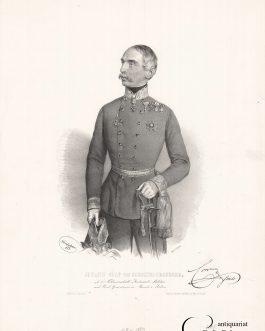 Coronini von Cronberg, Johann Baptist Alexius: Johann Grf von Coronini-Cronberg, k. k. Feldmarschall Lieutenant Militair und Civi Gouverneur in Banate u. Serbien.