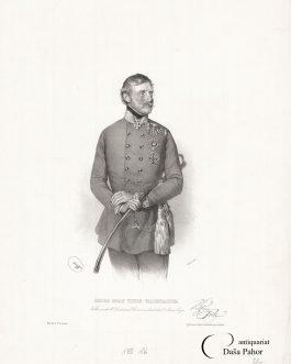 Thurn und Valsassina, Graf Georg Anton Franz von: Georg Graf Thurn- Vallessassina. Feldmarschall Lieutenant Commandant des 8ten Armee. Corps.
