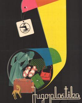 YUGOSLAVIA – Poster: JUGOPLASTIKA.