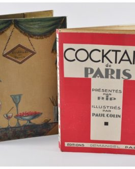 Cocktails de Paris.