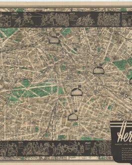 BERLIN: Hertie. Waren- und Kaufhaus GmbH.