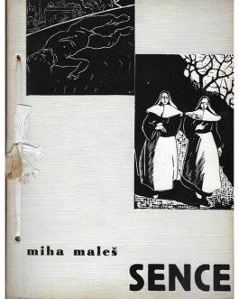 ART-DECO FINE ART: Sence ali knjiga lesorezov in linorezov [Shadows or a Book of Woodcuts and Linocuts].