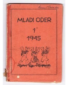 POST-WWII PARTISAN CHILDREN'S THEATER: Mladi oder 1. 1945. [Young Stage 1]