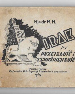 WWII POLISH BOOK ON IRAQ: Irak, jego przeszłość i teraźniejszość [Iraq, Its Past and Present].