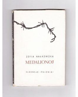 ESPERANTO – HOLOCAUST REPORT: Medalionoj [Medaillons / Medaliony].