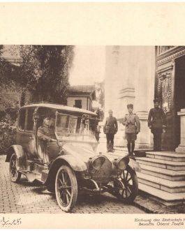 BUCHAREST, ROMANIA: 28 images of the Ottoman Army in Bucharest.