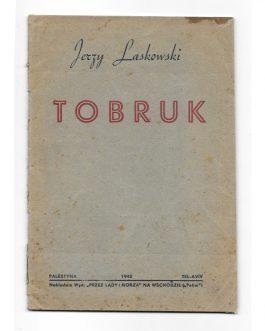 POLISH WWII POETRY: Tobruk.