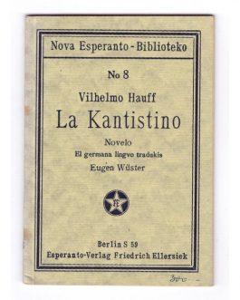 ESPERANTO: La kantistino [Die Sängerin].