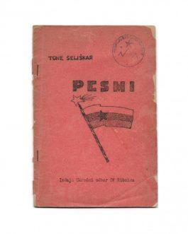 YUGOSLAVIAN UNDERGROUND PRINTING: Pesmi [Songs].