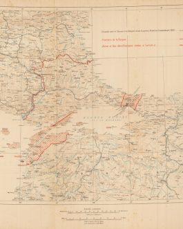 BULGARIAN-TURKISH BORDER 1923.