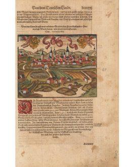 BAD WINDSHEIM, Bayern: Windsheim 1576