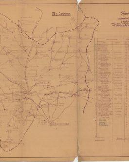 BULGARIAN TOBACCO ATLAS: Карти на тютюневиѣ райони вь Бьлгария [Karti na tjutjunevia rajoni v Blgarija / Maps of Tobacco Regions in Bulgaria].