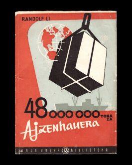 YUGOSLAVIAN PRO-AMERICAN PROPAGANDA: 48 000 000 tona za Ajzenhauera [48 Million Tons to Eisenhower]