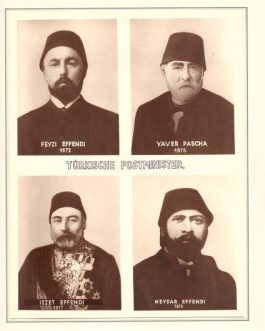 BOSNIAN & OTTOMAN POSTAL HISTORY