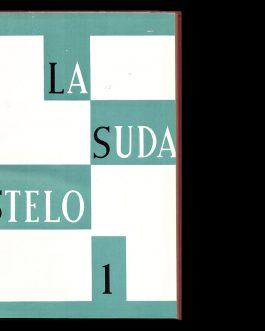 YUGOSLAV ESPERANTO ART MAGAZINE: La Suda Stelo. Jaro XX. 195...