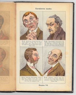 THEATRE: Ilustrirana lepa maska. Navodila za šminkanje. Druga s slikami izboljšana in razširjena izdaja.