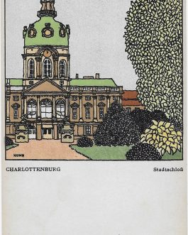 DESIGN & ARCHITECTURE: Charlottenburg. Stadtschloß. Wiener Werkstaette No 444.