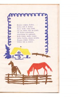 CHILDREN'S BOOK: Najdihojca.