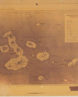GALAPAGOS ISLANDS, ECUADOR: Provincia de Galápagos / Archipiélago de Colón (territorio insular).