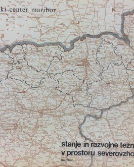 DATA VISUALISATION:  Stanje in razvojne težnje v prostoru severovzhodne Slovenije  [The Condition and Developing Directions in the Room of the Northeastern Slovenia].