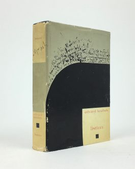 YUGOSLAV BOOK DESIGN / FIRST EDITION: Listina. Dnevniški zapiski od 3. maja do 2. decembra 1943  [The Document. Diary Notes from May 3rd until December 2nd, 1943]