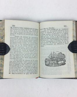 BOLIVIA ALMANAC / LA PAZ IMPRINT: Calendario y guia de forasteros de la Republica Boliviana para el ano de 1835.