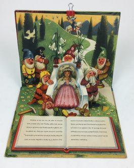 POP-UP BOOKS / CHILDREN'S BOOKS: Królewna Śnieżka   [Snow White]
